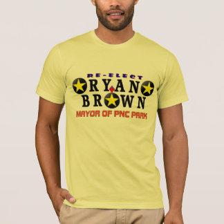 North Shore Mayor Re-election T-Shirt