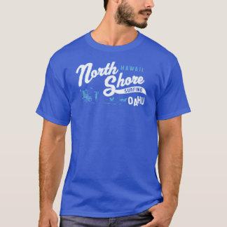 North Shore, Oahu, Hawaii Surfing USA T-Shirt