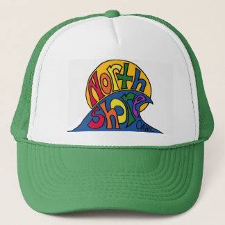 North Shore Sharpie Trucker Hat