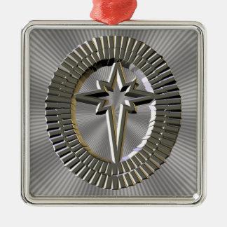 North Star Christmas Ornaments