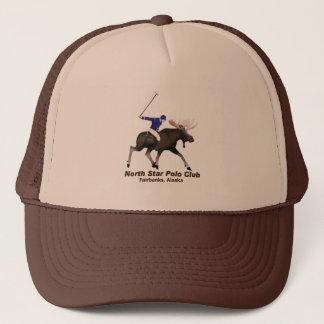 North Star (Moose) Polo Club Trucker Hat