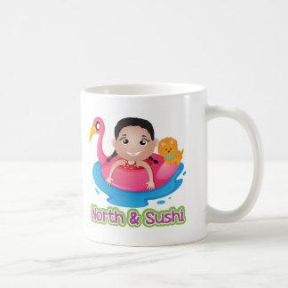 North & Sushi -- Mug 1