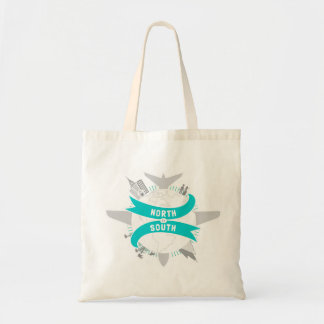 North to South Tote