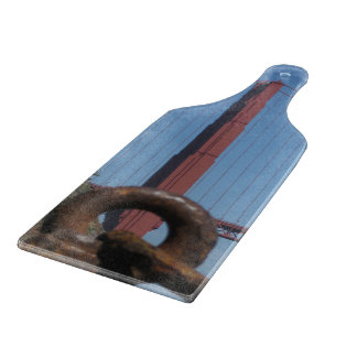 North Tower of the Golden Gate Bridge Cutting Board