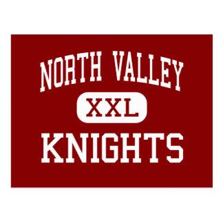 North Valley - Knights - High - Grants Pass Oregon Postcard