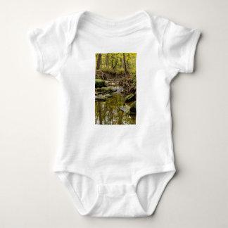 North Wears Creek Baby Bodysuit
