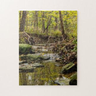North Wears Creek Jigsaw Puzzle