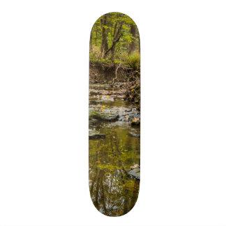 North Wears Creek Skateboard Deck