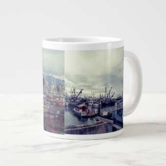 North West Morning Large Coffee Mug