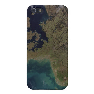 North Western Europe iPhone 5/5S Cases