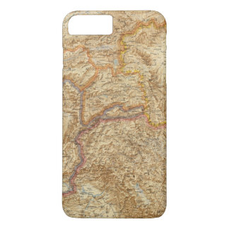 North Western Frontier of India iPhone 7 Plus Case
