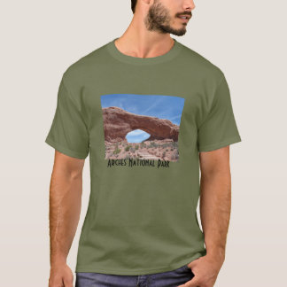 North Window- Arches National Park T-Shirt