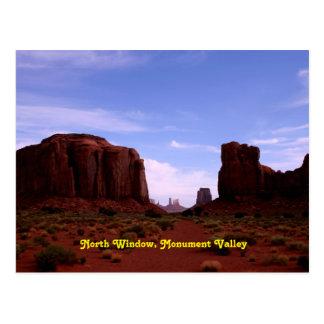 North Window Postcard