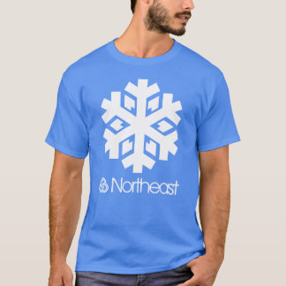 Northeast Sector Symbol - Snowflake T-Shirt