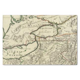 Northeastern United States Tissue Paper