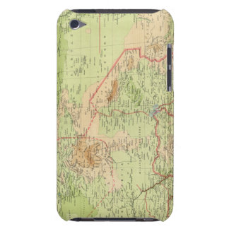 Northern Africa with shipping routes Barely There iPod Case