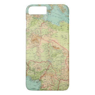 Northern Africa with shipping routes iPhone 7 Plus Case