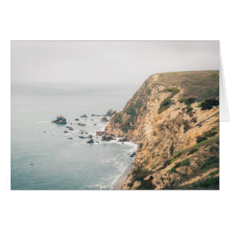 Northern California Coast | Greeting Card