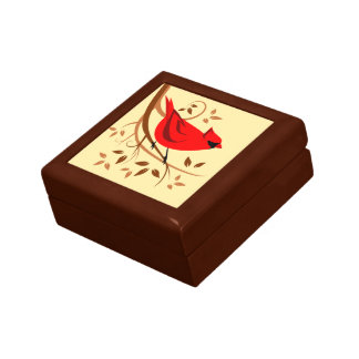 Northern Cardinal Gifts Gift Box