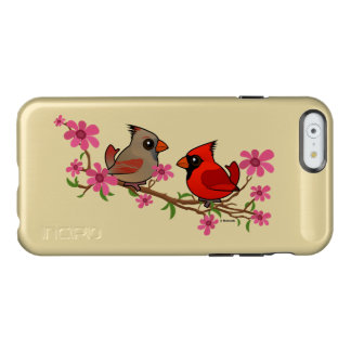Northern Cardinals on Blossom Branch Incipio Feather® Shine iPhone 6 Case