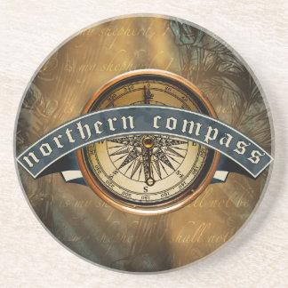 Northern Compass Coaster