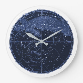 Northern Constellations Clock