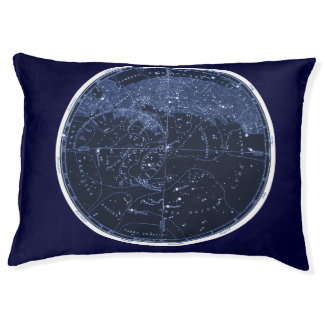 Northern Constellations Pet Bed