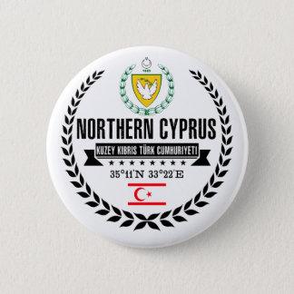 Northern Cyprus 2 Inch Round Button