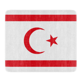 Northern Cyprus Flag Boards