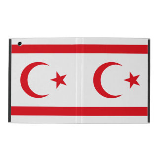 Northern Cyprus Flag iPad Case