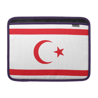 Northern Cyprus Flag Sleeve For MacBook Air