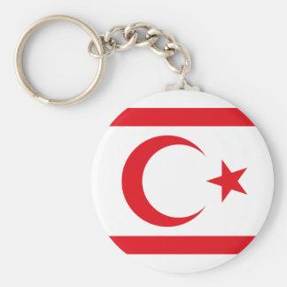 northern cyprus keychain