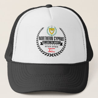Northern Cyprus Trucker Hat