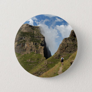 Northern Drakensberg South Africa 2 Inch Round Button