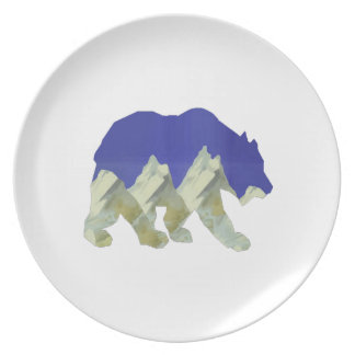 Northern Escape Party Plates