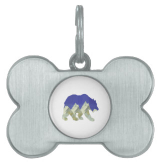 Northern Escape Pet Tag
