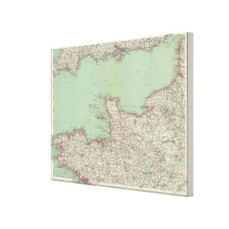 Northern France Canvas Print