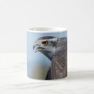 Northern Goshawk Screeching Coffee Mug