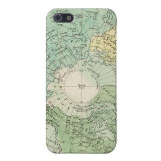 Northern Hemisphere 3 iPhone 5/5S Covers