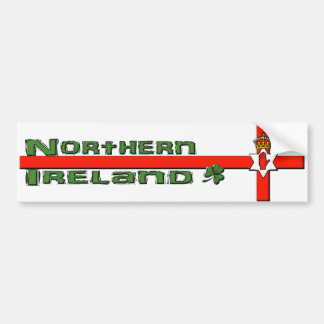 Northern Ireland bumper sticker