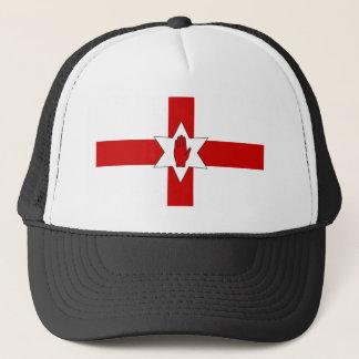 Northern Ireland Cap - Star & Hand on Cross