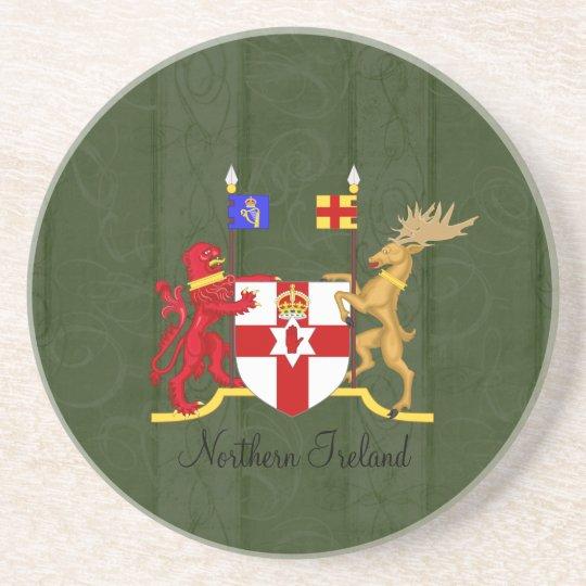 Northern Ireland Coat of Arms Coaster