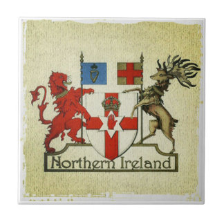 Northern Ireland coat-of-arms Tile