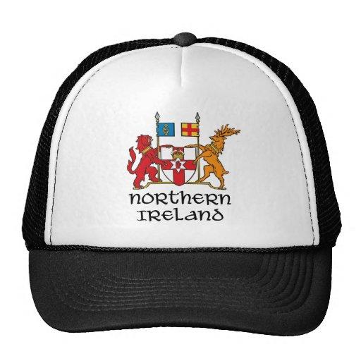 NORTHERN IRELAND - flag/coat of arms/emblem/symbol Mesh Hats