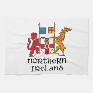 NORTHERN IRELAND - flag/coat of arms/emblem/symbol Towel