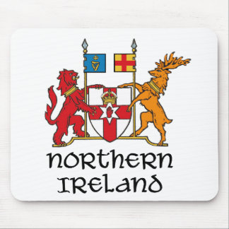 NORTHERN IRELAND - flag/coat of arms/emblem/symbol Mouse Pad