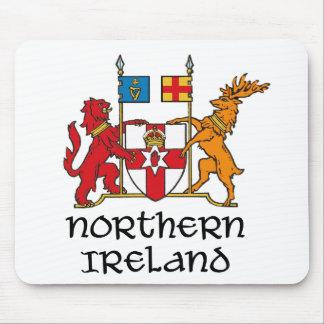 NORTHERN IRELAND - flag/coat of arms/emblem/symbol Mousepad