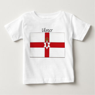 Northern Ireland flag, Ulster Baby T-Shirt