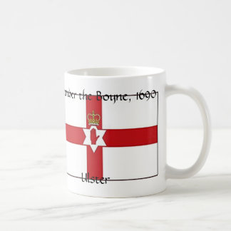 Northern Ireland flag, Ulster, Remember the Boy... Coffee Mug