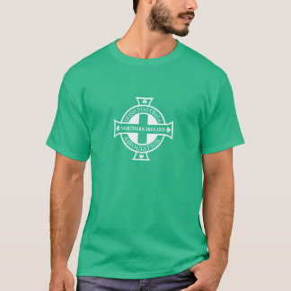 Northern Ireland football crest tee